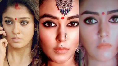 Lady Superstar Nayanthara's Doppelganger's TikTok Videos Go Viral A Day After The Indian Government Declares Ban On The Chinese App