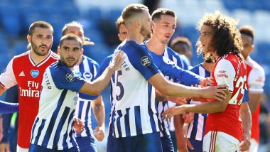 Arsenal Players Need to Learn Humility, Says Brighton Striker Neal Maupay