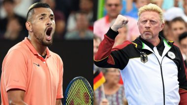 Nick Kyrgios, Boris Becker Involved in Ugly Twitter Spat Over Alexander Zverev Viral Party Video
