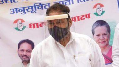 Maharashtra Congress Minister Nitin Raut Hits Back at Sharad Pawar For Chiding Rahul Gandhi on India-China Face-Off