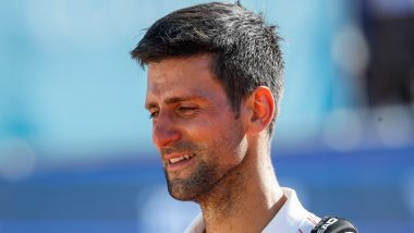 Novak Djokovic Receives Death Threats After Adria Tour Turns COVID-Hotspot, Wall in Croatia Painted With Sinister Messages
