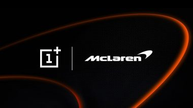 OnePlus & McLaren Partnership Comes to an End