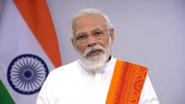 Guru Purnima 2020: PM Narendra Modi Urges Youth to Connect With Teachings of Lord Buddha, Says 'Gautam Buddha's Ideals Have Solutions To Challenges Faced By World Today'