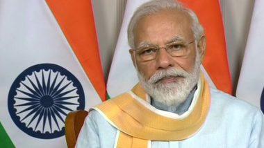 PM Narendra Modi Praises 'Invincible' Healthcare Workers in Fight Against Coronavirus