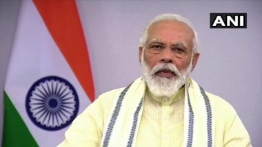 National CA Day 2020: PM Narendra Modi Lauds Chartered Accountants for Ensuring Healthy, Transparent Economy