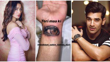Mahira Sharma Approves of Rumoured Boyfriend Paras Chhabra's Bigg Boss Tattoo