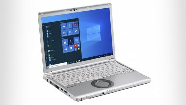 Panasonic Toughbook CF-SV8 Launched in India Starting from Rs 1.50 Lakh