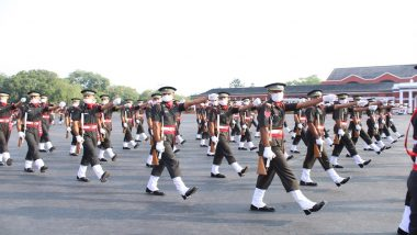 IMA Passing Out Parade 2020: Indian Army Gets 333 Officers, 90 GCs From Friendly Foreign Countries Pass Out From IMA; Gen MM Naravane Reviews POP
