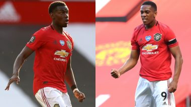 Brighton vs Manchester United, Premier League 2019–20: Paul Pogba, Anthony Martial and Other Players to Watch Out in BHA vs MUN Football Match