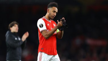 Pierre-Emerick Aubameyang Transfer News Update: Striker Pledges Future to Arsenal with New 3-Year Deal