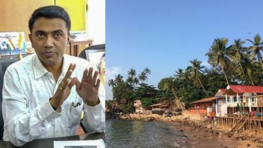 Goa Govt Not to Make Fresh Recruitment Till December 2020, Bans Fresh Capital Expenditure to Combat Financial Crunch Amid COVID-19