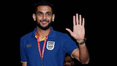 ISL 2020–21 Transfer News: Pratik Chaudhari Parts Ways With 'Hometown' Club Mumbai City FC