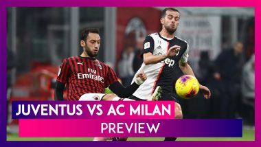Juventus vs AC Milan Coppa Italia 2019-20 Semi-Final Leg 2 Preview, Possible Line-Ups