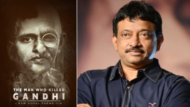 Ram Gopal Varma Hits Out At Human Rights Activist Who Slammed Him For Morphing Mahatma Gandhi's Face With Godse In A Movie Poster