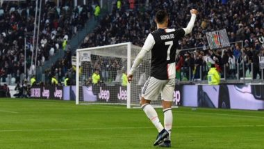 Cristiano Ronaldo All Pumped Up Ahead of Juventus vs AC Milan Coppa Italia 2019–20 Semi-Final, CR7 Tweets 'We'll Always Be Together'
