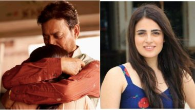 Radhika Madan Has Always Addressed Irrfan Khan As Papa or Dad, Here's Why