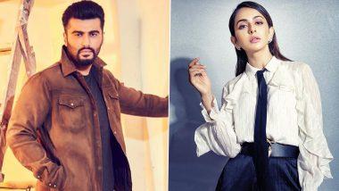 Shooting of Arjun Kapoor and Rakul Preet Singh's Untitled Rom-Com to Resume Soon?