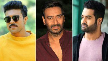 RRR: Ajay Devgn to Play Ram Charan – Jr NTR's Guru in SS Rajamouli's Period Drama?