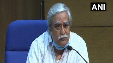 Raman Gangakhedkar, Senior ICMR Scientist, Set to Retire Today