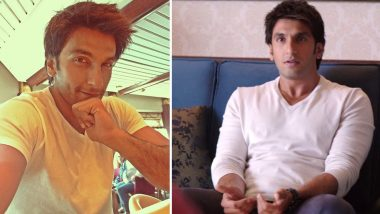 5 Years of Dil Dhadakne Do! Ranveer Singh Shares a Heartthrob Selfie From the Sets of the Film (View Post)