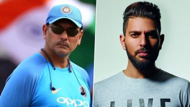 Ravi Shastri Gives Yuvraj Singh Taste of His Own Medicine With Hilarious 'Senior-Junior' Dig Over 1983 World Cup Win Tweet