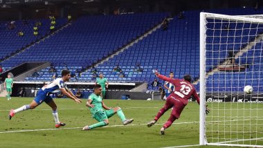 Espanyol 0–1 Real Madrid, La Liga 2019–20 Match Result: Casemiro Strike Sends Los Blancos Two Points Clear at the Top