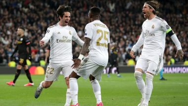 Real Madrid vs Valencia, La Liga 2019–20 Free Live Streaming Online & Match Time in IST: How to Get Live Telecast on TV & Football Score Updates in India?