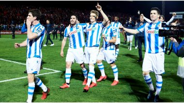 Real Sociedad vs Osasuna, La Liga 2019–20 Free Live Streaming Online & Match Time in IST: How to Get Live Telecast on TV & Football Score Updates in India?