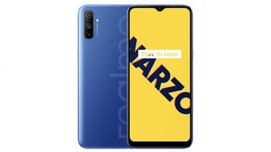 Realme Narzo 10A to Go on Sale Today in India at 12PM via Flipkart & Realme.com
