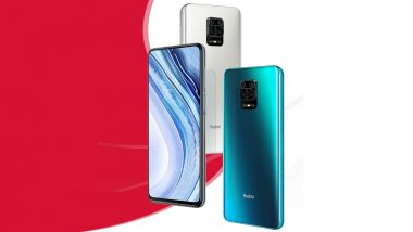 Redmi Note 9 Pro Max India Sale Today at 12 Noon via Amazon.in & Mi.com, Check Prices & Offers