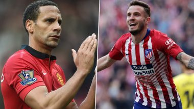Manchester United Fans Go Wild as 'Agent' Rio Ferdinand Drops Potential Saul Niguez Transfer Hint