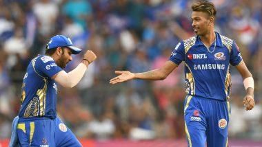 Hardik Pandya Says 'I've Had My Best Years Playing Under Mumbai Indians Skipper Rohit Sharma'