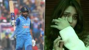 Rohit Sharma Reveals Why His Wife Ritika Cried After the Batsman Scored His Third Double Century in ODIs vs Sri Lanka in 2017