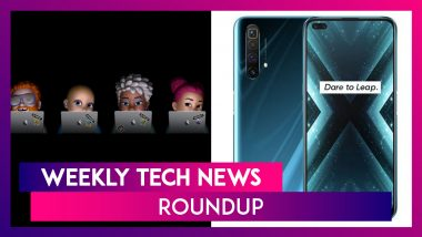 Weekly Tech Roundup: WWDC 2020, Realme X3 SuperZoom, OnePlus 8 Pro, Oppo Find X2 & More