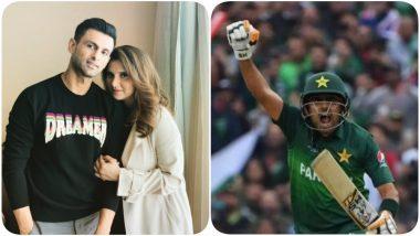 Babar Azam Picks Sarfaraz Ahmed's Wife as His Favorite Bhabhi, Sania Mirza Jokingly Says 'I Will Kill You'