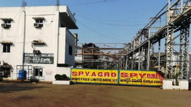 Ammonia Gas Leak Reported at SPY Agro Industries in Andhra Pradesh's Nandyal, General Manager Killed