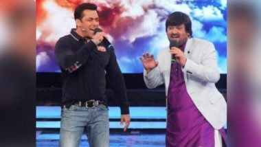 Salman Khan Condoles The Death Of Wajid Khan And Wishes He Rests In Peace