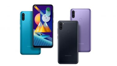 Samsung Galaxy M11, Galaxy M01 Smartphones Launching Tomorrow in India; Expected Prices, Features & Specifications