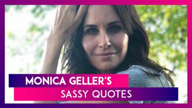 Courteney Cox Birthday Special: Remembering Some Of Monica Geller's Popular Quotes From Friends