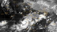 Cyclone Nisarga to Make Landfall Today, Approaching North Maharashtra Coast With a Speed of 13 kmph, Says IMD