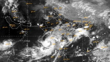 Cyclone Nisarga Live Satellite Map: Track The Path And Speed of Cyclonic Storm to Check Landfall And Real Time Rain Data on Maharashtra Coastline