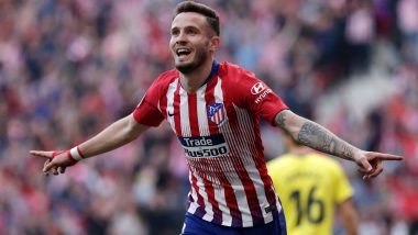 Manchester United Fans on Red Alert After Saul Niguez Posts Cryptic Tweet About His Future