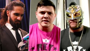 Rey Mysterio's Son Dominik to Make WWE Debut? 'You're Gonna Pay', Master of 619 Tells Seth Rollins