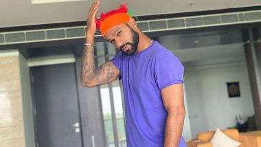 Shikhar Dhawan Shares Fun Picture on Instagram As He 'Finally Gets Some Hair' Amid Lockdown