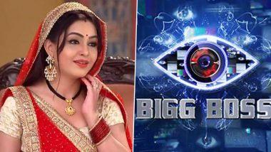 Bigg Boss 14: Shubhangi Atre Aka Angoori Bhabhi Offered Salman's Show?