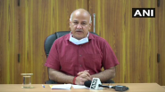 Manish Sisodia, Delhi Deputy CM, Admitted to LNJP Hospital Days After Testing COVID-19 Positive