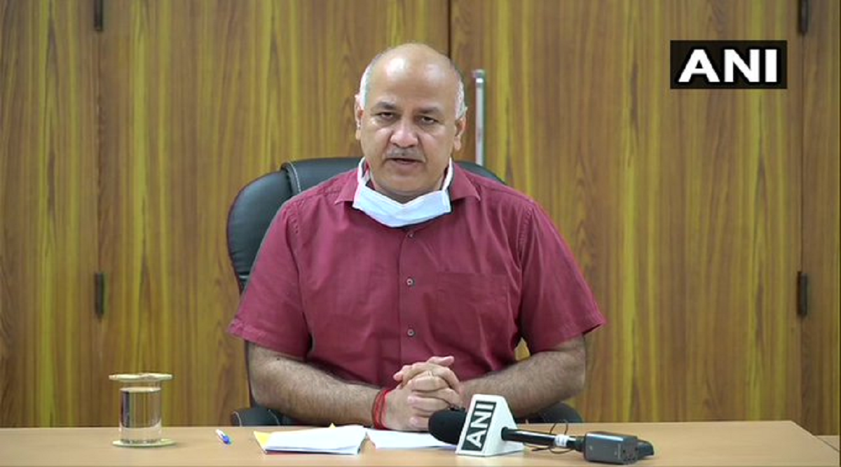 Manish Sisodia admitted to hospital due to COVID19 positive