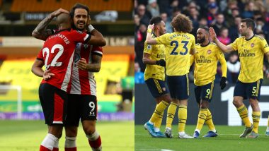 Southampton vs Arsenal, Premier League 2019-20 Free Live Streaming Online: How to Watch EPL Match Live Telecast on TV & Football Score Updates in Indian Time?