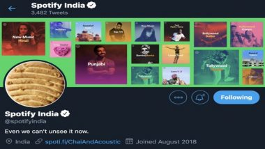 Spotify India Changed Its Twitter DP to Good Day Biscuit Over a Viral Meme, Twitterati's All Praises For The Music Streaming App
