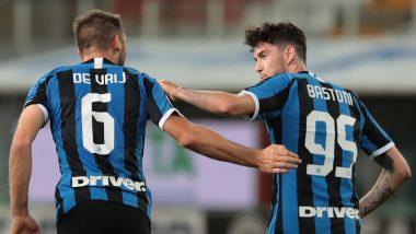 Parma 1-2 Inter Milan, Serie A 2019-20 Match Result: Stefan de Vrij and Alessandro Bastoni Late Goals Rescue Milan